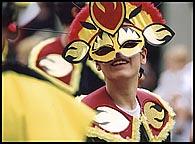 Photo: Festival parade.