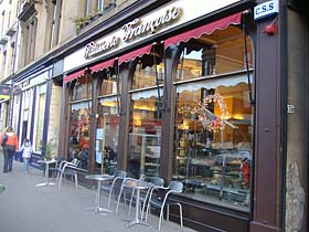 Photo: French cafe and deli.